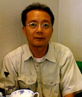 Mr naritoshi Kitamoto founder of Yuzu juce